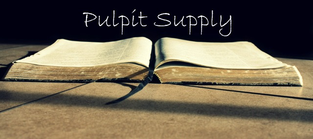 Pulpit Supply